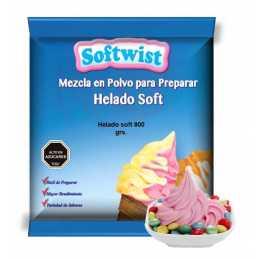 Base Helado Soft Frutilla