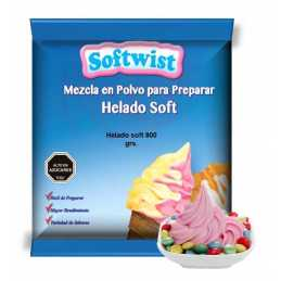 Base Helado Soft Piña X 10...