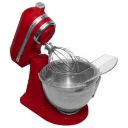 Batidora BPK-5 Sobremesa Roja
